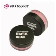 CITY COLOR mineralno rumenilo u prahu 3,4gr DELIGHT