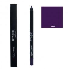 CITY COLOR Gel eyeliner olovka za oči AMETHYST 1.5g