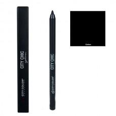 CITY COLOR Gel eyeliner olovka za oči CARBON 1.5g