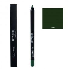 CITY COLOR Gel eyeliner olovka za oči FOREST 1.5g