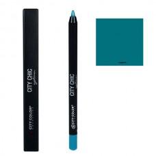 CITY COLOR Gel eyeliner olovka za oči LAGOON 1.5g