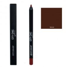 CITY COLOR Gel eyeliner olovka za oči REDWOOD 1.5g