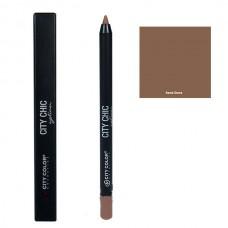 CITY COLOR Gel eyeliner olovka za oči SAND DUNE 1.5g