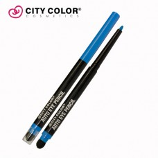 CITY COLOR Olovka za oči BRIGHT BLUE 0.15g
