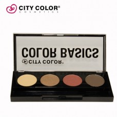 CITY COLOR COLOR BASIC paleta senki 11