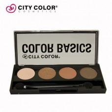 CITY COLOR COLOR BASIC paleta senki 4