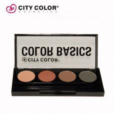 CITY COLOR COLOR BASIC paleta senki 7