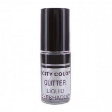 CITY COLOR Tečna gliter senka Iridescent 3ml