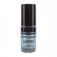 CITY COLOR Tečna gliter senka Mint Gold 3ml