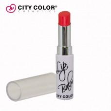 CITY COLOR Balzam za usne BRIGHT RED 2.1g