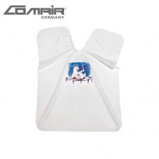 COMAIR Dečiji ogrtač za šišanje Eisbar beli