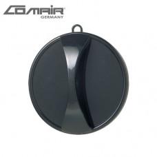 COMAIR Ogledalo Executive okruglo crno 29cm