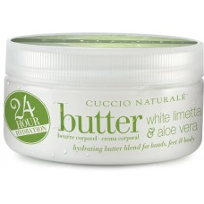 CUCCIO butter blend - aloja vera i limeta 226g