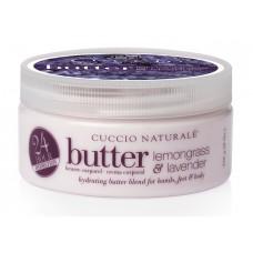 CUCCIO butter blend - lavanda i limunska trava 226g