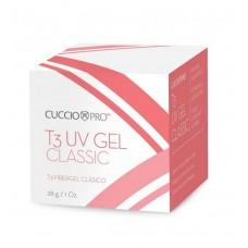 CUCCIO T3 UV CLASSIC CLEAR GEL 28gr