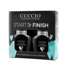 CUCCIO BAZA I TOP COAT start to finish 2x13ml