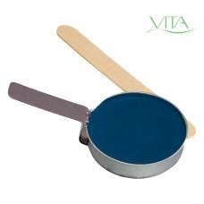 DIMAX vosak za toplu depilaciju BLUE - set 100g