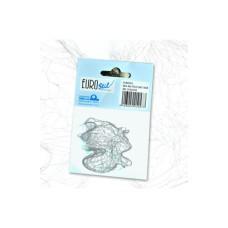 EUROSTIL Mrežica za kosu prirodna dlaka crna 1045/50