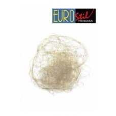 EUROSTIL Mrežica za kosu prirodna dlaka plava 1045/66