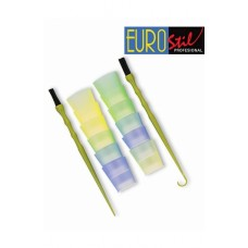 EUROSTIL Set 12 posuda+2 četkice 1491