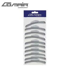 COMAIR Štipaljke za talas aluminijum 90mm 10/1