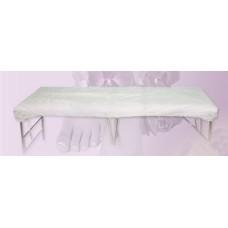 LACOMES Jednokratni elastični prekrivač za krevet 90cmx220cm