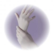 LACOMES Lateks rukavice BEZ PUDERA - veličina L