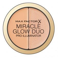 MAX FACTOR MIRACLE GLOW DUO 20 MEDIUM 11GR