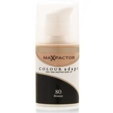 MAX FACTOR Colour adapt foundation 80