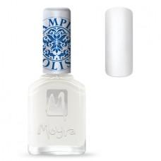 MOYRA Lak za pečate WHITE 12ml