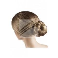 EUROSTIL Mrežica za kosu najlon braon 1046/76