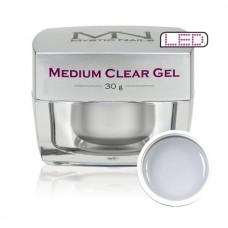 MYSTIC NAILS Classic medium clear gel - 30 g