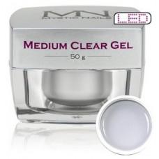 MYSTIC NAILS CLASSIC MEDIUM CLEAR GEL  50 g