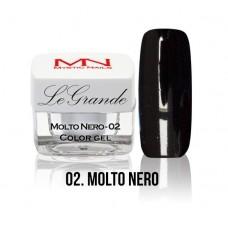 MYSTIC NAILS LEGRANDE color gel - no.02 4g