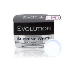 MYSTIC NAILS  EVOLUTION SUPREME WHITE - 15G