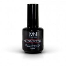 MYSTIC NAILS Glossy top gel - 10 ml