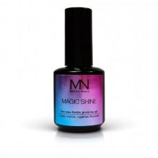 MYSTIC NAILS Magic shine top gel - 10ml