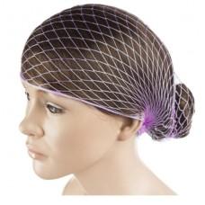 EUROSTIL mrežica za kosu elastična PINK