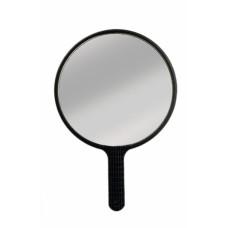 PRO 4U Pokazno ogledalo CRNO OKRUGLO sa ručkom