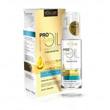 VOLLARE Serum za kosu VOLLARE Pro Oil Perfect Curls sa kokosovim uljem za kovrdžavu i talasastu kosu
