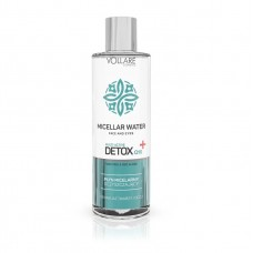 VOLLARE Micelarna voda VOLLARE Detox Q10 sa koenzimom Q10, ekstraktom tara drveta i provitaminom B5